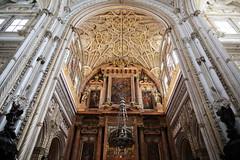 Mezquita (HDH.Lucas) Tags: spain catholic lucas cordoba mezquita andalusia