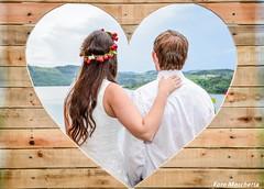 Futuro (Mh :)) Tags: futuro frente lago lake corao heart frame hair tiara tiaradeflores amor love