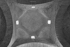 Hermitage of Nuestra Seora de la Anunciada, Dome (I) (Modesto Vega) Tags: espaa church spain iglesia valladolid dome hermitage romanesque cupula ermita romanico uruea castillayleon sigloxi romanicolombardo xicentury