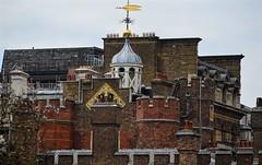 A Glimpse of St. James's Palace (pjpink) Tags: uk england london spring britain may royal palace historic 2016 stjamesspalace pjpink