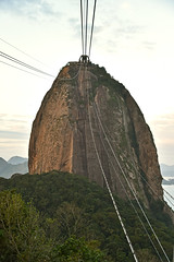 Sugarloaf (Spectacle Photography) Tags: brazil rio brasil riodejaneiro cityscape cablecar sugarloaf podeaucar urca sugarloafmountain guanabarabay