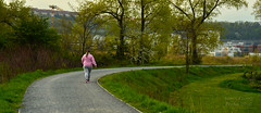 A morning walk (ChemiQ81) Tags: republica road girl architecture walking nikon czech prague outdoor prag praha praga tschechische republik nikkor rpublique bohemia repblica checa republika  czechia repubblica tchque tjekkiet republiek  cumhuriyeti czechy ek ceca czeska tsjekkia esko tjeckien tschechei ekija  prask tkkland tasavalta poblacht seice   eska tekki tehhi eka    tsjechische   ehija  d5100  ceh chemiq tsekin  eio