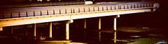 The Long Way Home (Kenny Dong) Tags: road bridge lake reflection home water canon river way highway long civic