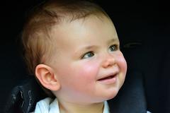 Cheeky Smile! (Nikki & Tom) Tags: uk girl toddler child sophie tynewear