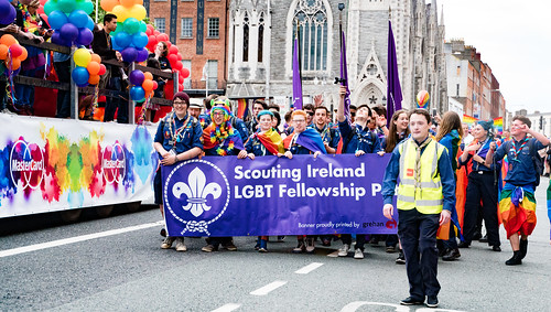 PRIDE PARADE AND FESTIVAL [DUBLIN 2016]-118126