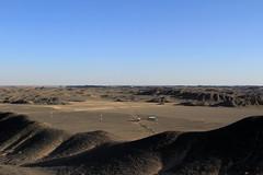 I_B_IMG_7465 (florian_grupp) Tags: china railroad train landscape asia mine desert muslim railway steam xinjiang mikado locomotive ore js steamlocomotive 282 opencastmine yamansu