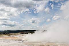 Fountain Paint Pots - Yellowstone National Park (P. Goldman) Tags: nationalpark may roadtrip yellowstone wyoming 2016 fountainpaintpots tamron18270 canont3i pgoldman