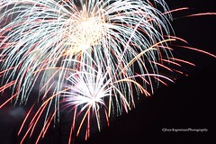 Fireworks 4 (Joey Angstman) Tags: fireworks summer nikon nikonphotography d7200 colorado grandlake