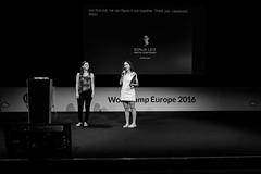 WordCamp Europe 2016 (florianziegler) Tags: anasilva sonjaleix wordcamp wordcampeurope wceu vienna austria at