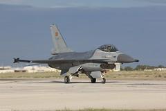 F-16AM FA-136 Belgian Air Force during the Malta International Airshow 2015 (Jeroen.B) Tags: show airport flickr force belgium general air malta airshow f16 international mia falcon belgian fighting dynamics mla 2015 f16a f16am lmml fa136 malta2015 6h136