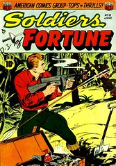 Soldiers of Fortune 8 (Michael Vance1) Tags: soldiers art adventure artist anthology war comics comicbooks cartoonist