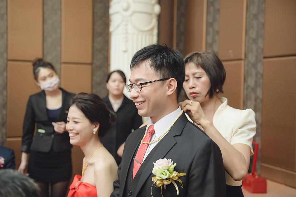 婚禮攝影-台南情定婚宴城堡永康館-21