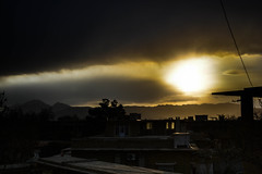 God's Gaze (lone_krusader) Tags: life pakistan wild sun black mountains eye beautiful weather clouds buildings dark nikon exposure ngc national lovely dslr filters gaze channel geographic lightroom quetta balochistan d5200 breadthtaking