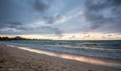Kailua Sunrise (Sugoi Photography, LLC) Tags: ocean beach clouds sunrise hawaii nikon paradise kailua 1635mm d810