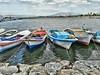 İnciraltı /İzmir turkey.. (SONER DİKER) Tags: türkiye izmir inciraltı boat cloud bulut deniz sea sandal reflection yansıma travel seyahat trip turkey turkei outdoor