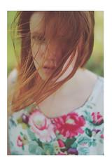 3 (dadi-dadi) Tags: flowers color girl face digital hair ginger wind warmth