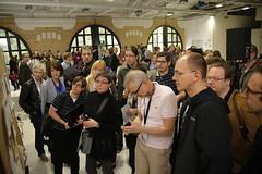 Die Teilnehmer machen das Barcamp!
