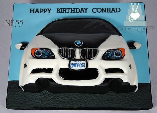 N1155 Bmw Car Cake Toronto Oakville A Photo On Flickriver