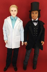 carlisle & oscar (Laila X) Tags: boy toy toys oscar doll dolls pacific oz wizard ken barbie carlisle mattel collector cullen jakks diggs thetwilightsaga ozthegreatandpowerful uploaded:by=flickrmobile flickriosapp:filter=nofilter