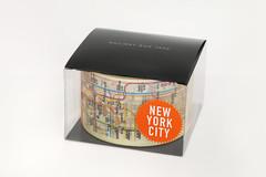 Manhattan box tape (zero per zero) Tags: nyc design graphic tape