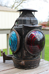 Scratch one off the want list (view2share) Tags: railroad travel history lamp wisconsin train lens auction transport may rail railway rr trains right historic signals crew transportation rails marker restoration fresnel lantern renovation artifact signal wi gn markers railroaders railroads lense lenses fresnellens freighttrain railroading greatnorthern fresnellenses 2013 adlake may2013 theadlakenonsweatinglamp may112013 righthandmarker gnno7 rearmarkers