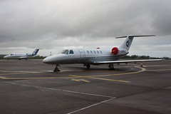 D-CHRA CJ4 (corkspotter / Paul Daly) Tags: cn cork cessna citation ork eick cj4 525c dchra 525c0058
