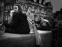 today's eyes (almaarte II) Tags: street city portrait england bw manchester photography football photographer retrato candid champion streetphotography bn robado fotografacallejera almaarte