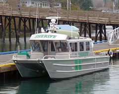 San Juan County Sheriff, Washington (AJM NWPD) (AJM STUDIOS) Tags: water boat washington marine vessel pacificocean policecar wa pugetsound sanjuanislands ajm docked watercraft fridayharbor 2012 sanjuancounty 2013 nwpd sheriffboat sanjuancountysheriff sheriffsboat ajmstudiosnet northwestpolicedepartment nleaf ajmstudiosnorthwestpolicedepartment ajmnwpd sanjuancountywashington northwestlawenforcementassociation sanjuancountysheriffsoffice ajmstudiosnorthwestlawenforcementassociation sanjuancountysheriffboat sanjuancountysheriffsofficeboat sanjuancountysheriffvessel sanjuancountysheriffsunit sanjuancountywa sanjuanislanswashington sanjuanislandslawenforcement sanjuanislandssheriff sanjuanislandspolice
