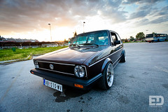 "VW Golf mk1 • <a style=""font-size:0.8em;"" href=""http://www.flickr.com/photos/54523206@N03/8748147987/"" target=""_blank"">View on Flickr</a>"