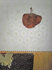 Abandoned house (.patrick.) Tags: old wallpaper house building abandoned hat wall alt wand decoration haus hut ddr disused tapete gebäude gdr verlassen deko dekoration ostalgie vestibule diele leerstehend vorraum
