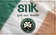 SIIK - God Save Ireland (taskism) Tags: irish photoshop logo design contest siik godsaveireland devalchemist taskism