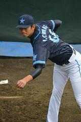 DSC_7128 (mechiko) Tags: 王溢正 横浜denaベイスターズ