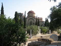037 - Church (Scott Shetrone) Tags: other graveyards events churches places athens greece 5th kerameikos anniversaries