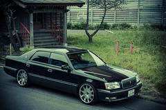 1995_Toyota_Crown_Majesta-109 () Tags: japan hachinohe toyota  crown 1995 crownmajesta  majesta