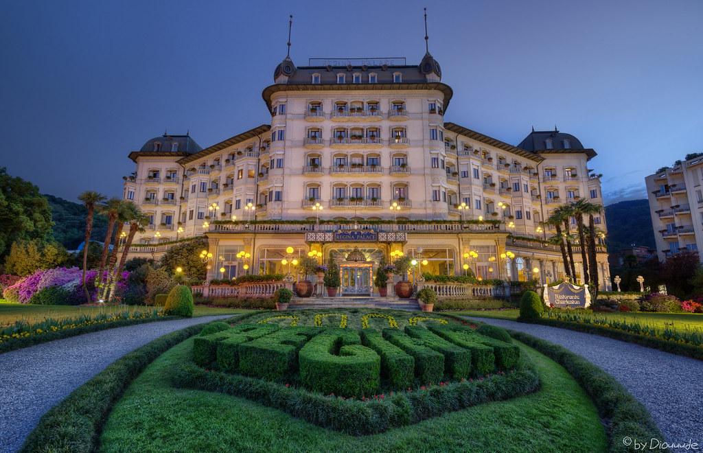Hotel Palace Lac De Come