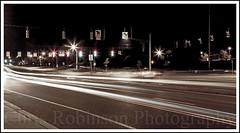 T h e S p e e d O f L i g h t (Chris Robinson Photography) Tags: city travel light trafficlights cars traffic time henrietta longexposures nighttraffic rochesternewyork speedoflight nightphoyography atrickoflight henriettanewyork