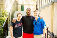 K2PRODUCTIONS behind the scenes with Marcus Lattimore.