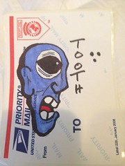 photo (7) (¡Tooth!) Tags: graffiti sticker tag slap trade slaptag
