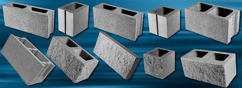tipos de bloques de cemento