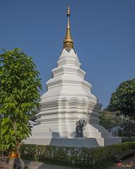 Wat Duang Dee Phra Chedi  (DTHCM0299) วัดดวงดี พระเจดีย์