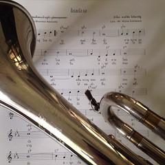 """@28aries แอนน์จะลองเป่าบทเพลง""""ไกลกังวล""""ให้ฟังดีมั้ยคะ บางครั้งเครียดมาก หาทางออกไม่ได้ การวิ่งเข้าดนตรีช่วยบรรเทาความตึงเครียดได้บ้างค่ะ อย่างร้อยก็มีสมาธิขณะเล่นเพลง"""