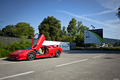Open door (Corentin Gouchon Photographie) Tags: door summer holiday annecy ex canon photography eos dc day photographie open sigma august diablo edition 1020 lamborghini epicurean corentin f456 hsm 2013 550d worldcars gouchon