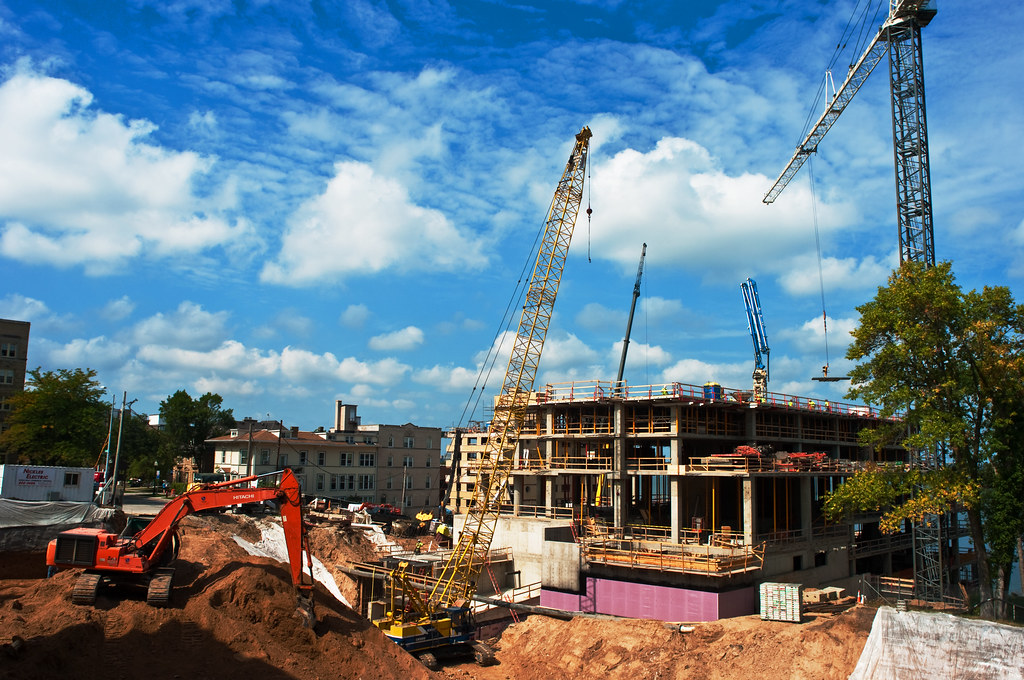 The World U0026 39 S Best Photos Of Crane And Earthmoving