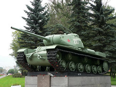 "KV-85 (obekt 239)  (8) • <a style=""font-size:0.8em;"" href=""http://www.flickr.com/photos/81723459@N04/9628085468/"" target=""_blank"">View on Flickr</a>"