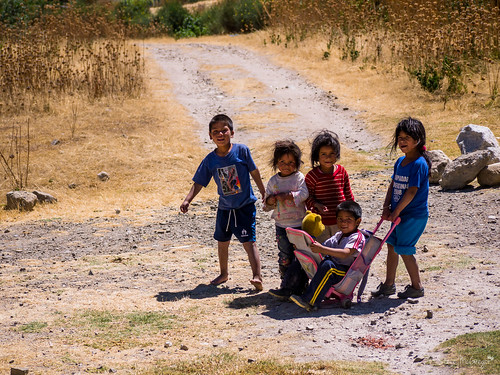 Niños Jugando (oldschool)