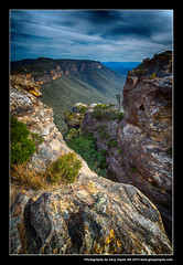 Cliff Drive Reccy, Blue Mountains, Canon 5D3 0946 (Gary Hayes) Tags: sydney australia bluemountains lookouts cliffdrive