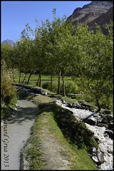 Irrigation from melting glaciers is vital, Afghanistan © Bernard Grua (Photos de voyages, d'expéditions et de reportages) Tags: irrigation canals wakhan wakhancorridor afghanistan badakhshan centralasia asiecentrale grua bernardgrua allrightsreserved ©bernardgrua2013 bernard