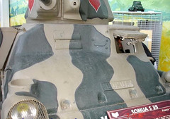 """Somua S-35 (9) • <a style=""""font-size:0.8em;"""" href=""""http://www.flickr.com/photos/81723459@N04/9976039635/"""" target=""""_blank"""">View on Flickr</a>"""