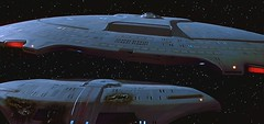 USS Enterprise NCC-1701-D saucer seperation (Guardian Screen Images) Tags: fiction trek star drive ship d science class next galaxy scifi generations enterprise ncc generation section uss saucer starship seperation ncc1701d the 1701 enterprised