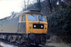 47 252 at Oakdale (pdc666) Tags: southwales br locomotives class47 oakdalecolliery